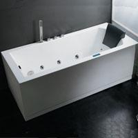 Whisper AM154JDTSZ Jetted Whirlpool Bathtub