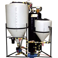 40 Gallon Elite Biodiesel Processor with Steel Plumbing and Double Dry Wash Assembly