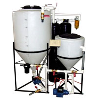 40 Gallon Elite Biodiesel Processor with Double Dry Wash Assembly
