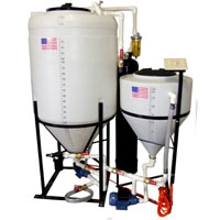 80 Gallon Elite Biodiesel Processor with Dry Wash Assembly - Makes Fuel from Vegetable Oil