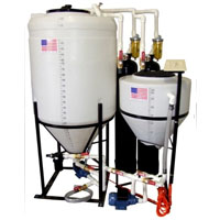 80 Gallon Elite Biodiesel Processor with Double Dry Wash Assembly