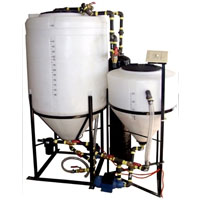 80 Gallon Elite Biodiesel Processor with Steel Plumbing and Dry Wash Assembly