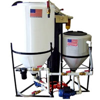 40 Gallon Elite Biodiesel Processor with Dry Wash Assembly - Makes Fuel from Vegetable Oil