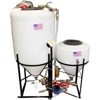 80 Gallon Elite Biodiesel Processor with Steel Plumbing - Make Fuel from Vegetable Oil