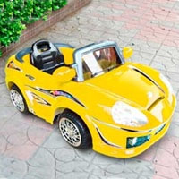 Brand New Kids Electric Benz Power Car