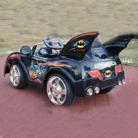 Brand New Batmobile Power Wheel Racer w/ Remote Control