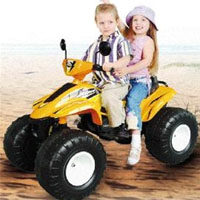 Beach Racer Power Wheel