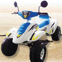 Beach Racer Power Wheel