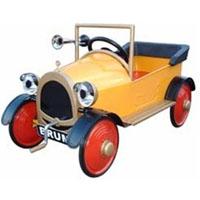 Brand New BRUM® Pedal Car