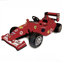 Ferrari F1 Power Wheel