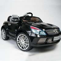Brand New Licensed Mercedes Benz SL65 Power Wheel Racer