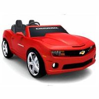 Chevy Camaro Power Wheel