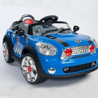 Brand New Cooper Style Power Wheel Racer