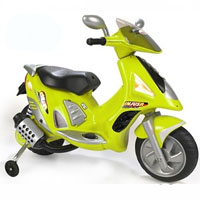 Injusa Scooter Duo Power Wheel