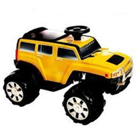 Hummer Motorized Cart (With Parental Remote)