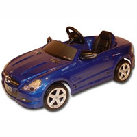 Mercedes SL Power Wheel