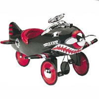Brand New Shark Attack Pedal Plane