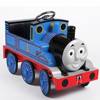 Brand New Thomas Metal Pedal Engine