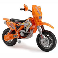 Motocross Thunder Max Power Wheel
