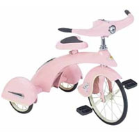 Brand New Pink Princess Jr. Tricycle