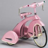 Brand New Pink Princess Trike