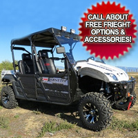 ODES 2014 800cc 4 Door Dominator Utility Vehicle UTV