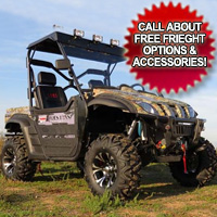 ODES 2014 800cc Dominator Utility Vehicle UTV