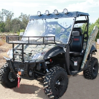 ODES 2013 800cc Hunters Edition Dominator Utility Vehicle UTV