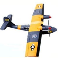Catalina 607 RC - 4CH Remote Control Airplane