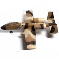 A-10 Thunderbolt II - 4CH Remote Control Airplane