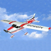 RC Electric Radio Control Airplane Cessna 182