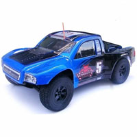 Aftershock 3.5 1/8 Scale Nitro Buggy Gas RC Car