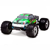 Avalanche XTR 1/8 Scale Nitro Gas RC Truck