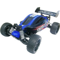 Caldera XB 10E 1/10 Scale Brushless RC Buggy