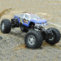 Rockslide 1/8 Scale Super Crawler