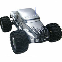 Earthquake 3.0 1/8 Scale Nitro Monster Truck