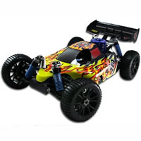 Hurricane 1/8 Scale Nitro Gas RC CAR 4X4 4wd