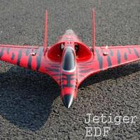 Jetiger EDF Jet