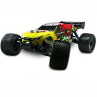 Monsoon XTR 1/8 Scale Nitro Gas RC CAR 4X4 4wd