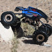 Rockslide RS10 XT Crawler RC Truck with 2.4GHz Radio