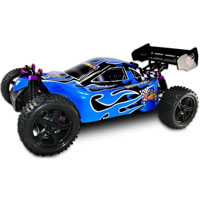 Shockwave Nitro Gas RC Car