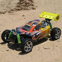 Tornado S30 NITRO GAS RC Car