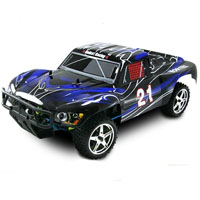 Vortex SS Nitro Gas RC Car