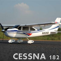 Cessna 182 Airplane
