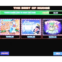 Cadillac Jack Best of Nudge Multi-Game
