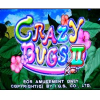 Crazy Bugs II by IGS