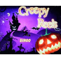 Creepy Reels Bingo