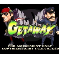 Getaway Cherry Master LCD Video Slot Machine Game