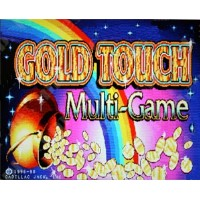 Gold Touch Multi-Game by Cadillac Jack