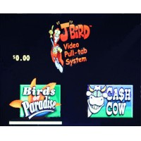 Cash Cow and Birds of Paradise Multi-Game